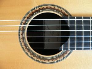 guitare Quinson concert 2002