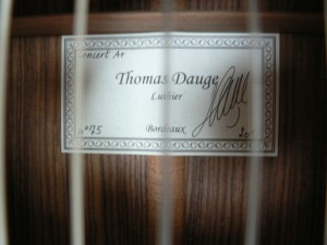 Concert A + Thomas Dauge 2010