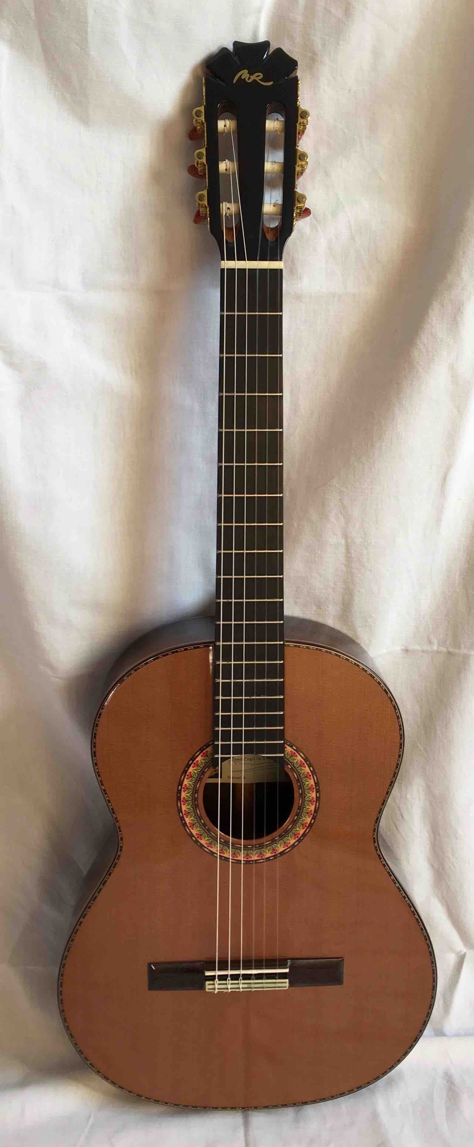 guitare classique diapason 63
